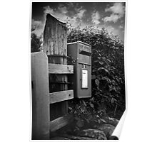 The old post box Poster
