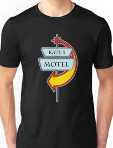 Kate's Motel campy truck stop tee  Unisex T-Shirt