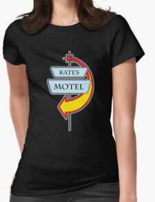 Kate's Motel campy truck stop tee  T-Shirt