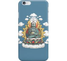 """Mr. Ohmz"" the Buddha Bot v6 iPhone Case/Skin"
