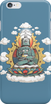 """""""Mr. Ohmz"""" the Buddha Bot v6 by sumrow"""