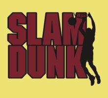 Basketball Slam Dunk One Piece - Short Sleeve