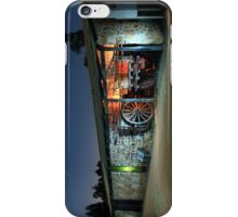 Telegraph Station iPhone Case/Skin
