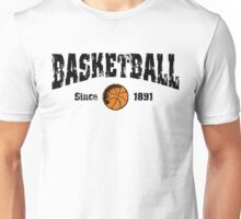 Basketball 1891 Unisex T-Shirt