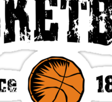 Basketball 1891 Sticker