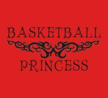 Basketball Princess Kids Clothes