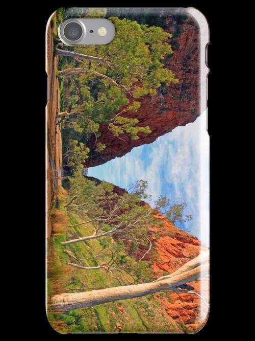 Simpson Gap by James mcinnes