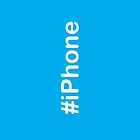 #iPhone [blue] by Robin Kenobi