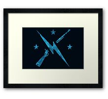 Welcome to the Minutemen Framed Print