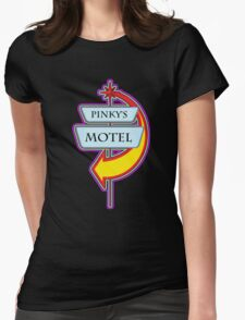 Pinky's Motel campy truck stop tee  T-Shirt
