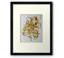 Personal Rorchach Framed Print