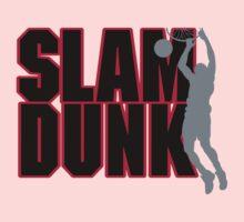Basketball Slam Dunk One Piece - Long Sleeve