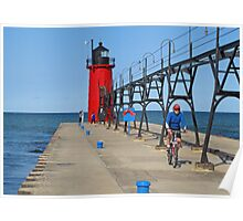 South Haven Poster