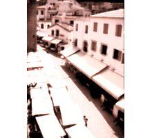 Spanish street scene Photographic Print