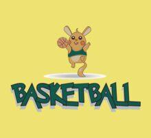Cute Basketball Kids Clothes