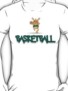 Cute Basketball T-Shirt