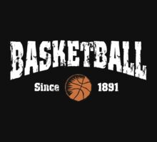 Basketball 1891 Kids Clothes