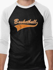 Basketball Men's Baseball ¾ T-Shirt
