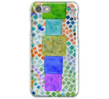 Pile and Mosaic Pattern  iPhone Case/Skin