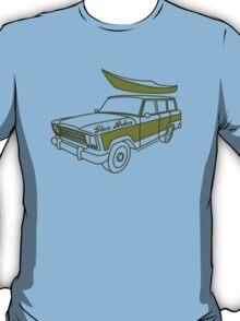 GA Wagon T-Shirt