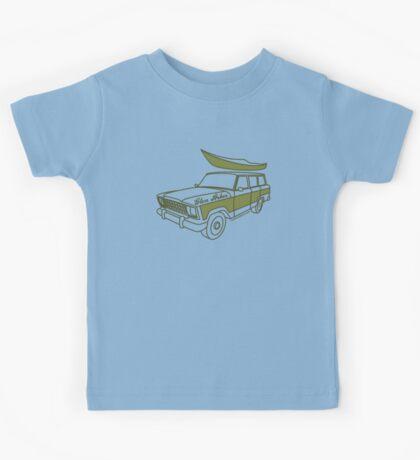GA Wagon Kids Tee