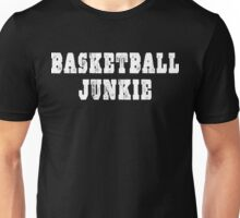 Basketball Junkie Unisex T-Shirt