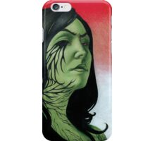Ophelia's Revenge (with text) iPhone Case/Skin