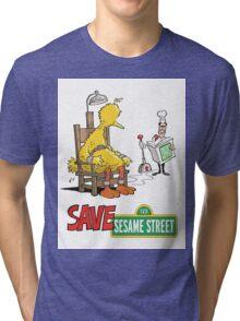 Save PBS Tri-blend T-Shirt