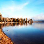 Magic On Seeley Lake by Janie Lynn Johnson