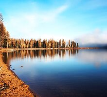 Magic On Seeley Lake by Janie Lynn Johnson
