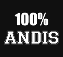 100 ANDIS by kandist