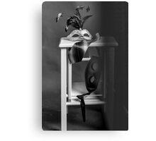 50 Shades Of Grey. Metal Print
