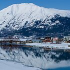 Carcross & Nares River by Yukondick