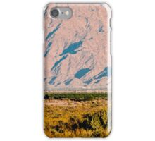 Yuma Valley iPhone Case/Skin