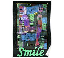 SMILE Banner Poster