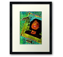 The GLOW of Self-Awareness Framed Print
