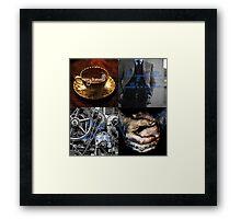 Henry Branwell - Shadowhunter Framed Print