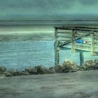 The Fishing Pier by Chelei