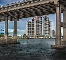 High Point Place on the Caloosahatchee by John  Kapusta