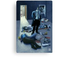 Detective Horatio Canvas Print