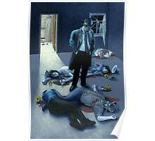 Detective Horatio Poster