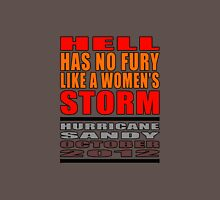 Hurricane Sandy 2012 Unisex T-Shirt