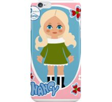 Nancy Doll iPhone Case/Skin