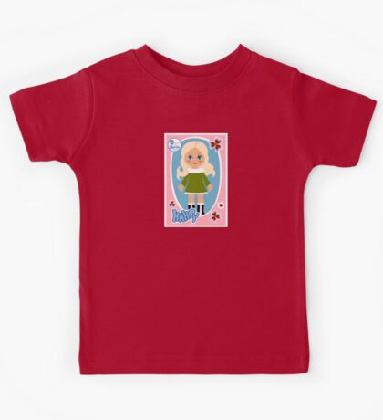 Nancy Doll Kids Tee