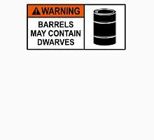 Hobbit Warning Label Tank Top