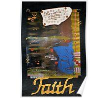 FAITH Banner Poster