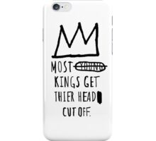 Jean-Michel Basquiat iPhone Case iPhone Case/Skin