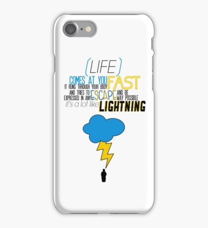 A Lot Like Lightning iPhone Case/Skin