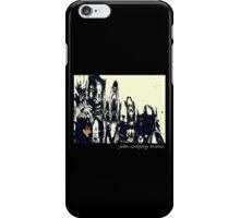 Monsters Gather For Class Reunion Photograph iPhone Case/Skin