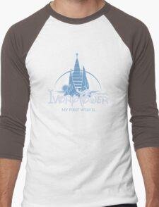 Ivory Tower Men's Baseball ¾ T-Shirt